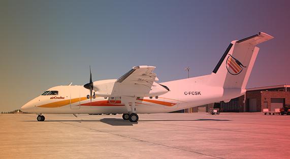 Dash 8 - 100